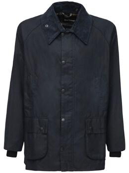 Куртка Из Вощеного Хлопка Barbour 72IK2G004-Tlk5MQ2
