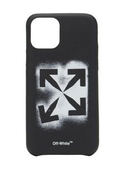 Чехол Для Iphone 11 Pro Off-White 72IJSX014-MTAwMQ2