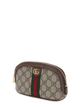 Косметичка Small Ophidia Gg Supreme Gucci 72IIJS045-ODc0NQ2