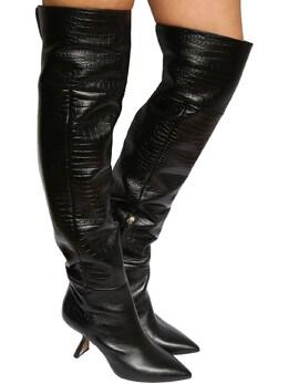 Кожаные Сапоги Lexi 90мм Nicholas Kirkwood 72II8F004-QkxBQ0s1