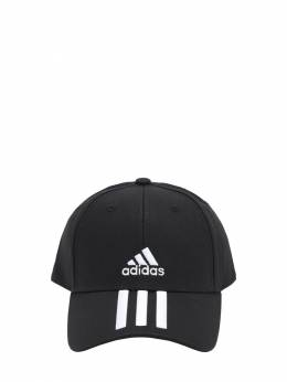 Бейсбольная Кепка 3 Stripes Adidas Performance 72IGZQ064-QkxBQ0s1