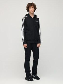 Толстовка Essentials 3s Adidas Performance 72IGZQ048-QkxBQ0s1