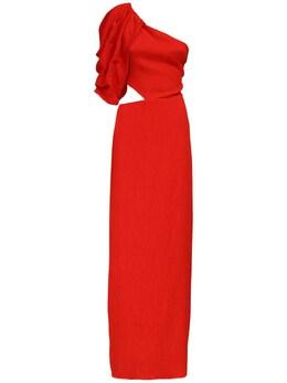 Длинное Платье С Вырезами Johanna Ortiz 72IGO0006-TEFWQSBSRUQ1