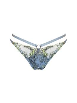 Стринги С Вышивкой Botanica Bordelle 72IGGV018-TElHSFRCTFVF0