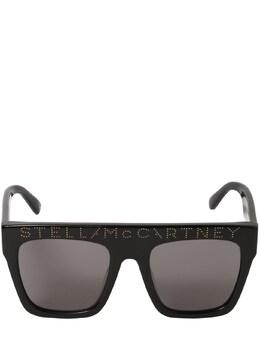 Солнцезащитные Очки Из Ацетата Stella McCartney Kids 72IFIE002-MTA2MA2