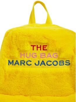 Рюкзак Из Искусственного Меха С Вышивкой Логотипа Little Marc Jacobs 72IFGD080-NTMw0