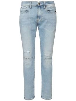 Skinny Cotton Denim Jeans G-Star 72IDMF002-QjQ3Ng2