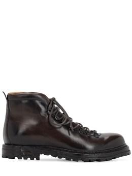 Кожаные Ботинки Officine Creative 72ID1K001-RDIxNQ2