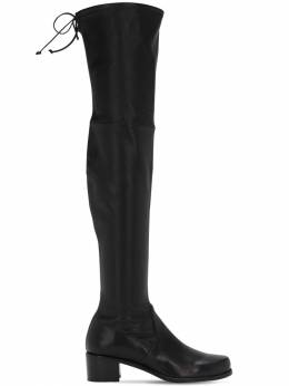 Кожаные Сапоги 40мм Stuart Weitzman 72IAHW017-QkxBQ0s1