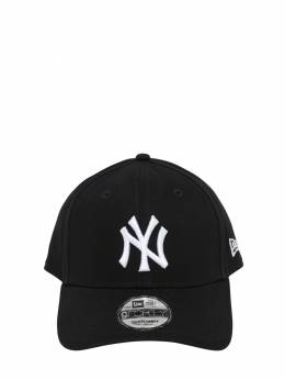 940 League Basic Ny Yankees Cotton Cap New Era 72IXME010-QkxBQ0svV0hJVEU1
