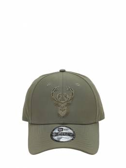 Embroidered 9forty Milwaukee Bucks Cap New Era 72IXME031-T1RD0