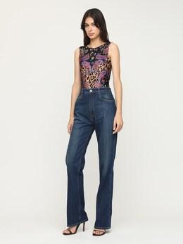 Боди Из Джерси Стретч Versace Jeans Couture 72IA88017-ODk50