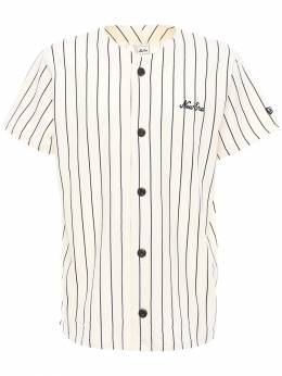 Striped Vintage Cotton Jersey T-shirt New Era 72IXME001-U0ZQ0