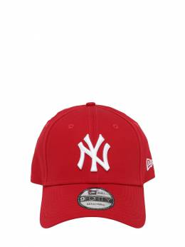 940 League Basic Ny Yankees Cotton Cap New Era 72IXME008-U0NBUkxFVC9XSElURQ2