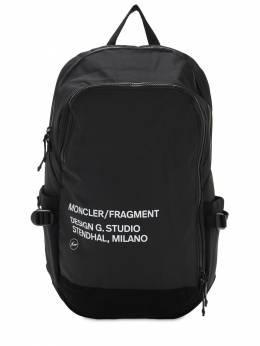 """Рюкзак """"fragment"""" Moncler Genius 72IXCN029-OTk50"""