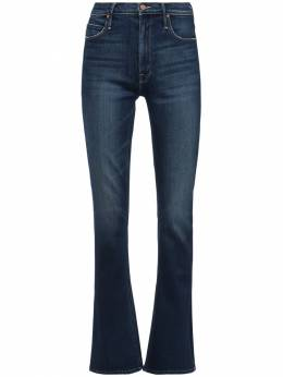 The Runaway High Rise Flared Jeans Mother 72IRT4012-SE1W0