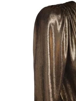 Платье Из Джерси Металлик Maria Lucia Hohan 72I9VL015-R09MRA2