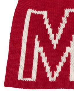 Трикотажная Шапка С Логотипом MSGM 72I93G035-MDQw0