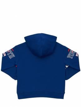 Cotton Sweatshirt Hoodie MSGM 72I93F003-MTMw0