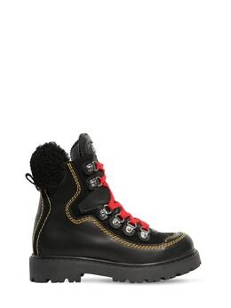 Кожаные Ботинки Dsquared2 72I91X030-VkFSIDE1