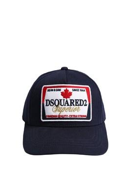 Бейсбольная Кепка С Аппликацией Логотипа Dsquared2 72I91V042-RFE4NTg1