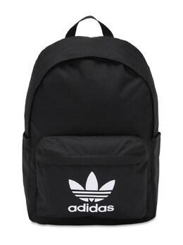 Рюкзак Из Нейлона Adidas Originals 72I90C022-QkxBQ0s1