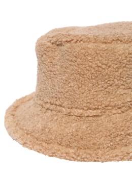 Faux Shearling Hat Il Gufo 72I8Z9135-MTQy0