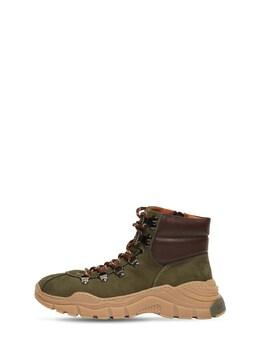 Кожаные Ботинки Emporio Armani 72I8Z3016-TjIwNg2
