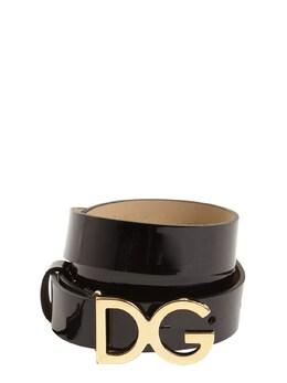 Ремень Из Искусственной Кожи Dolce&Gabbana 72I8YQ013-ODA5OTk1
