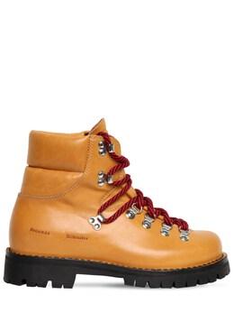 Кожаные Ботинки 30mm Proenza Schouler 72I82B009-MTIwNjA1