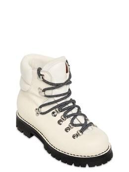 Кожаные Ботинки 30mm Proenza Schouler 72I82B005-MTIxMTE1