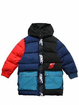 Нейлоновый Куртка С Капюшоном Stella McCartney Kids 72I6SJ040-ODQ5MA2