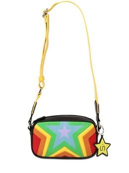 Рюкзак Из Искусственной Кожи Stella McCartney Kids 72I6SI027-MTAwMA2