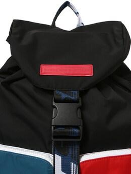 Рюкзак Из Нейлона Stella McCartney Kids 72I6SI010-MTAwMA2