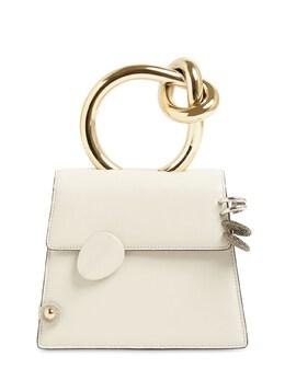 Brigitta Small Leather Top Handle Bag Benedetta Bruzziches 72I0F9015-TUlMSw2