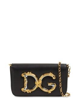 Dg Girls Small Barocco Leather Bag Dolce&Gabbana 72I0CE010-ODA5OTk1