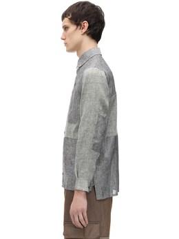 Рубашка Из Льна Eye/Loewe/nature 71IXXN022-MTEyMA2