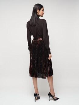 Трикотажный Свитер Из Кашемира Dolce&Gabbana 72I01Z042-TTA2ODI1