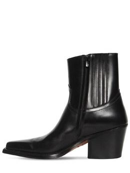 Ботинки В Стиле Вестерн 80мм Dsquared2 72I075004-MjEyNA2