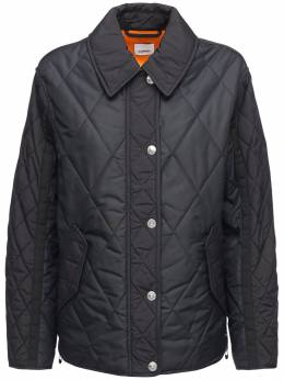 Стеганная Куртка Levenham Burberry 72I040098-QTExODk1