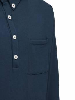 Cotton Polo Shirt A.P.C. 71IXSB005-SUFL0