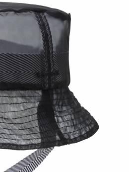 Transparent Bucket Hat Kangol 71IWP8015-QkxBQ0s1
