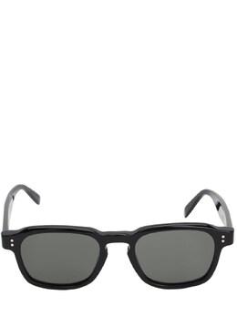 Luce Black Acetate Sunglasses Retrosuperfuture 70IG2O019-VTlT0