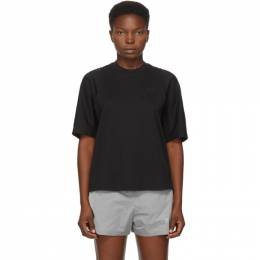 Y-3 Black Classic Tailored T-Shirt GK4468 AW-30-D1