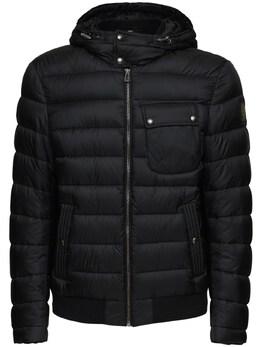 Куртка Из Нейлона На Пуху Belstaff 70I3GB017-OTAwMDA1