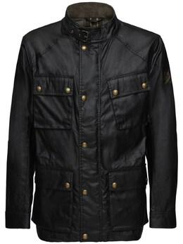 Куртка Из Вощеного Хлопка Belstaff 70I3GB012-OTAwMDA1
