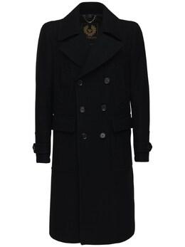 "Шерстяное Пальто ""new Mildford"" Belstaff 70I3GB003-OTAwMDA1"