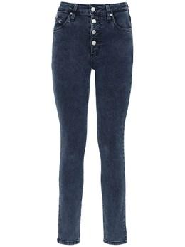 Джинсы Ckj 010 С Высокой Талией Calvin Klein Jeans 72IW1K002-MUJK0