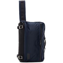 Master-Piece Co Navy Lightning Backpack 02117-n