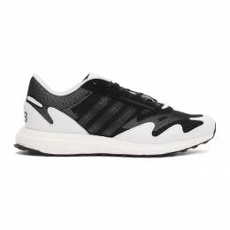 Y-3 Black Rhisu Sneakers FX7261
